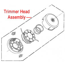 Cobra Trimmer Head Assembly GC305-48180