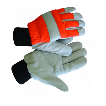 Chainsaw Gloves (Protective) Size Large
