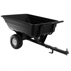 Cobra GTT400HD Plastic Body Dump Cart
