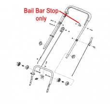 DR Replacement Bail Bar Stop (DR143671)