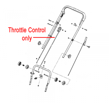 DR Replacement Throttle Control (DR152481)