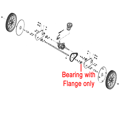 Echo Srm 210 Carburetor Diagram besides Dr Replacement Bearing C W Flange Dr179551 additionally Name The Parts Of A Seed furthermore Gardencare Upper Handle Lm46sp Lawn Mower Gc1803002 additionally 00001. on john deere leaf vacuum