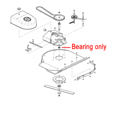 DR Replacement Bearing (DR187351)