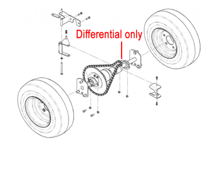 M152565 as well Mower part type Idlers  pulleys and sheaves Decks likewise John Deere 450 Parts Diagram in addition  on john deere z225 parts catalog