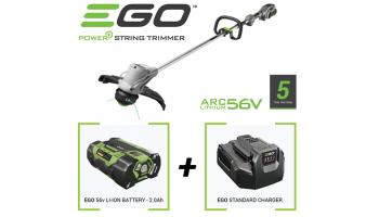 EGO Power ST1210E Cordless Grass Trimmer Bundle