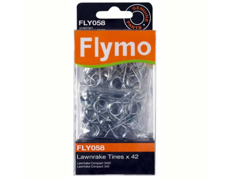 Flymo Replacement Tine Set for Compact 340/3400 Lawnrakes