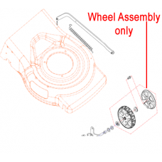 Gardencare Wheel Assembly 7in Lawn Mower GC00700
