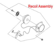MITOX Replacement Recoil Start Assembly (MI1E34F.11G)