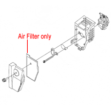 Mitox Replacement Cleaner Element (MI1E34FB.6.1)