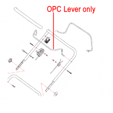 Gardencare OPC Lever LM46SP Lawnmower GC2003101