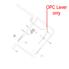 Gardencare OPC Lever LM46P Lawnmower GCWORD18.6.1
