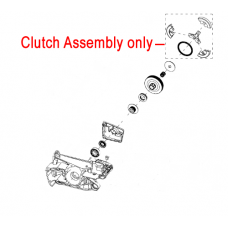 Gardencare Chainsaw Clutch Assembly GCYD45.01.13.01-00