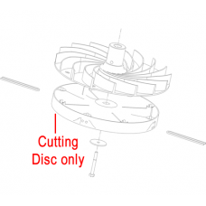 Toro Hayter Hover Cutting Disc 111-1381