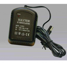 Hayter Replacement Battery Charger for most Hayter Electric Start Lawnmowers (412010)