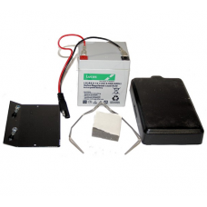 Hayter Harrier 41 Replacement Battery Kit (220015)