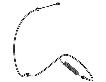John Deere Blade Engagement Cable Gy21641 further John Deere 445 Engine in addition John Deere 140 Mower Deck Belt Diagram further Wiring Diagram For John Deere F525 furthermore Cub Cadet Ltx 1050 Deck Belt Diagram. on d130 john deere tractor parts