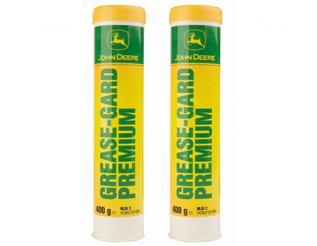 2 x John Deere Grease-Gard Premium VC65723-004 Multi Purpose Grease