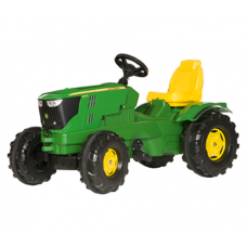 John Deere 6210R Toy Pedal Tractor