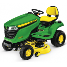 John Deere X370 Side Discharge Lawn Tractor (Less Deck)