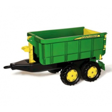 John Deere Toy Rolly Container Truck
