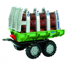 John Deere Toy Timber Trailer