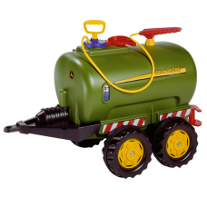 John Deere Toy Towed Water Tanker