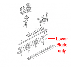 Kawasaki KHD600B Hedge Cutter Lower Blade