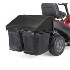 Lawnflite MiniRider 2014 Twin Bag Grass Collector