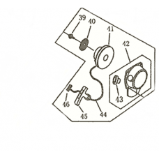 MITOX Replacement Recoil Assembly (MI1E34F.11)