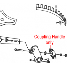 Mitox Coupling Assembly Handle MICG260BF.1.2-1