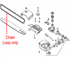 Mitox Replacement Chain Loop (MILY/T1187 JL9-3)