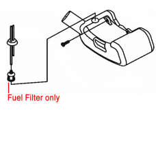 MITOX Replacement Fuel Filter (MIP40.12.2-3A)