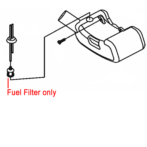 mitox replacement fuel filter  mip40 12 2