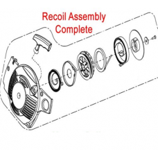 Mitox Replacement Recoil Kit 38/41 (MIRECOILKIT38/41)