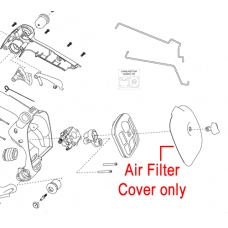 Mitox Chainsaw Air Filter Cover MIYD36.05.00-1