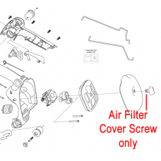 Mitox Chainsaw Air Filter Cover Screw MIYD36.05.00-2