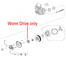 Mitox Replacement Worm Drive (MIYD38-3.01.00-11)