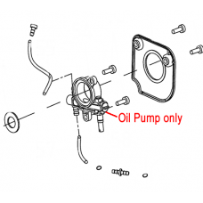 Mitox Replacement Oil Pump (MIYD38-3.01.15.00-00)