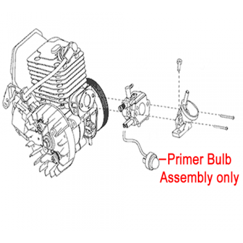 Mitox Replacement Primer Assembly (MIYD38-3.03.00-4A)