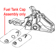 Mitox Replacement Fuel Cap Assembly (MIYD38-6.03.02-00)