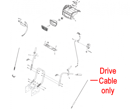 3 in addition 18 Stihl Fs 56 Parts Diagram furthermore T24824563 Possible tighten loose belt cub also Cub Cadet 1720 Wiring Diagram as well Mtd 46 Inch Deck Belt Diagram Huskee Model 13 A H 131 Mower Patturn Grand But 5 0. on cub cadet original wiring diagram