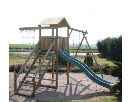 Monmouth Outdoor Single Tower PlayCentre