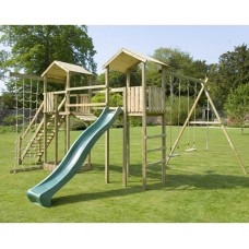 Monmouth Outdoor Twin Tower PlayCentre