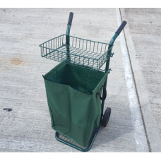 Garden & Household Trolley with Bag