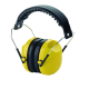 Yellow Folding Ear Defenders, Muffs, Protectors