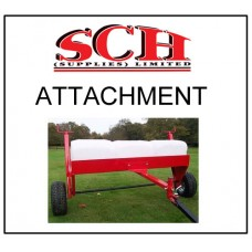 SCH 48 inch Grass Care System - Towed Carrier Frame/Basic Unit - F48T