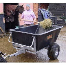SCH Large Capacity Plastic Body Trailer - SCLCPTP