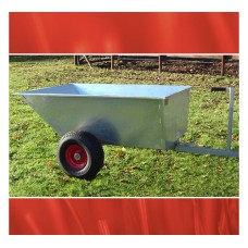 SCH Tipping Dump Trailer (Galvanised Body) GDTT/GALV