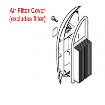 Stihl Air Filter Cover Blowers 4282 140 1001