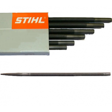 "Box of 6 Stihl 4mm Round Chainsaw Files for 1/4"" & 3/8"" Picco Chain 5605 772 4006"